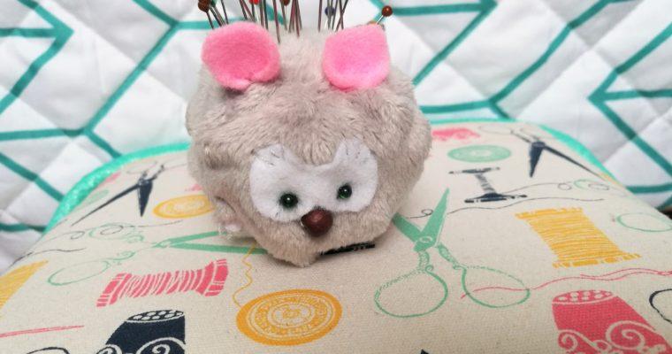 Myszka na szpilki